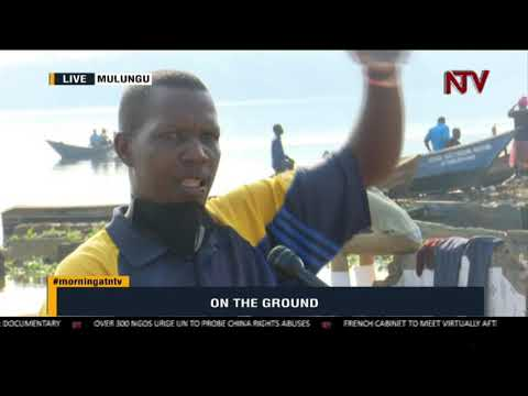ON THE GROUND: Update on the plight of fishermen at Mulungu landing site