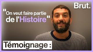 """Ramzy Bédia dans le documentaire """"Histoires d"""