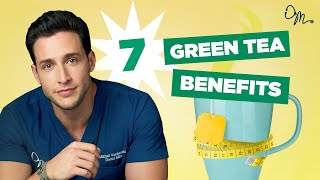7 Health Benefits of Green Tea & How to Drink it | Doctor Mike - Video Youtube