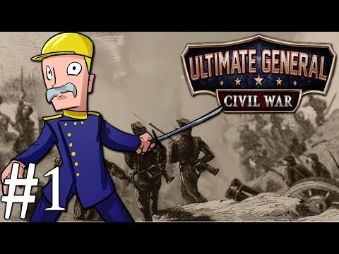 Ultimate General Civil War 1.0  | Union | Part 1 | Skirmish At Philipi Mp3