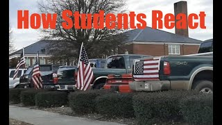 Principal Bans American Flag On School Property 🇺🇸 Franklin County High School Virginia