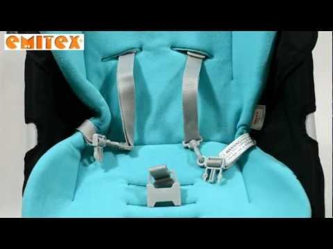 Produktvideo Emitex MOBY XL Universal Sitzauflage