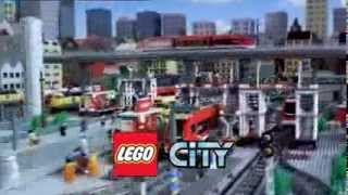 preview picture of video 'Lego CITY CARGO TRAIN'