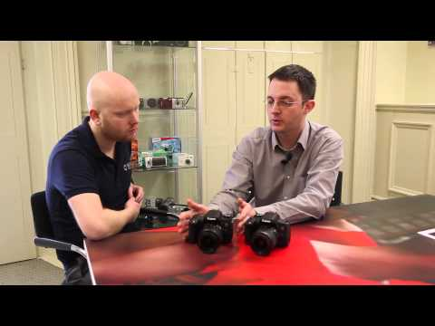 Canon EOS 750D and EOS 760D preview