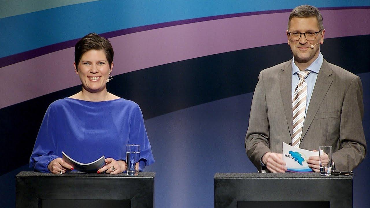 Wahldebatten und Talkshows –auch diese werden dem breiten Publikum über das Internet angeboten. Benötigt wird eine Platform mit Interaktion.
