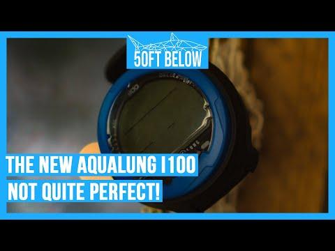 Aqua Lung i100 Dive Computer Review | Not Perfect! | Scuba Gear Review