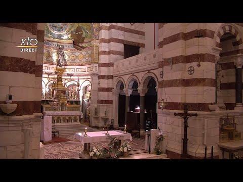 Laudes et Messe du 1er octobre 2021 à Notre-Dame de la Garde