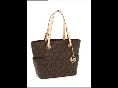 Michael Kors Logo Print Signature Tote Review
