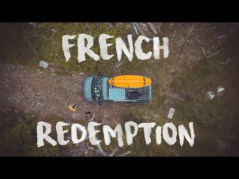 French Redemption (A Mountain Bike Road Trip) | GoPro | Drone