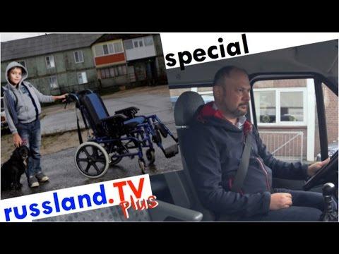 Rein ins Leben: Hilfe für Behinderte in Sibirien – Folge 1: Der Buskauf [Video]
