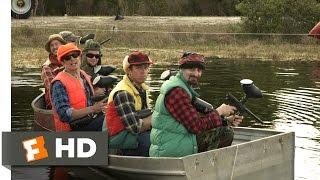 Jackass 3D (7/10) Movie CLIP - Duck Hunting (2010) HD
