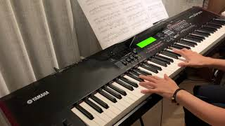 알라딘OST-Speechless 피아노 연주