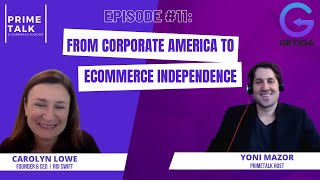 Carolyn Lowe | From Corporate America to eCommerce Independence