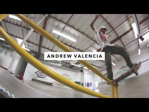Andrew Valencia and Friends | TransWorld SKATEboarding