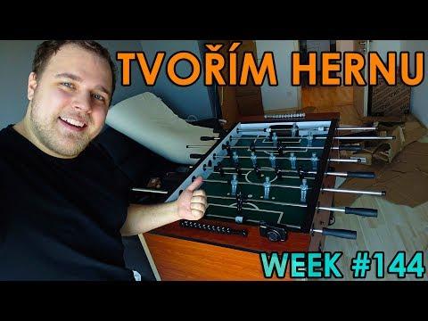 TVOŘÍM HERNU - WEEK #144