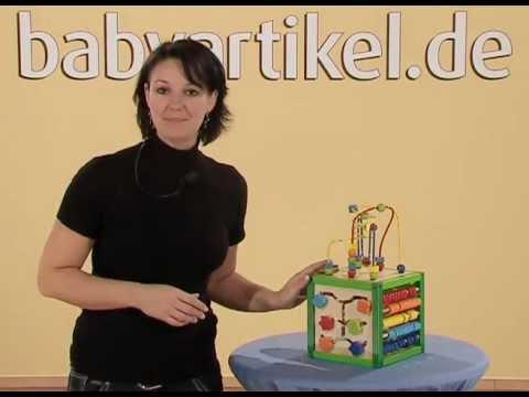 Bieco - Activity Motorik Würfel   Babyartikel.de