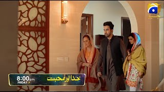 Season 3 HD Khuda Aur Mohabbat New Upcoming Ep21  Tooba Siddique As Romana   Junaid Khan Best Scene
