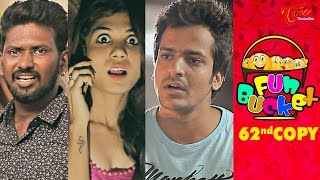 Fun Bucket | 62nd Copy | Funny Videos | by Harsha Annavarapu | #TeluguComedyWebSeries