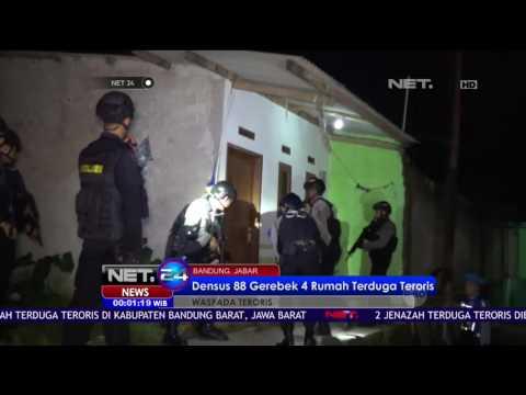 Densus 88 Lakukan Penyergapan Teroris di Tani Mulya – NET24