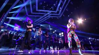 Cheryl - Call My Name @ Live The Voice UK [HD 720p]