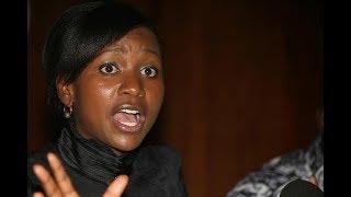Esther Arunga freed on parole - VIDEO