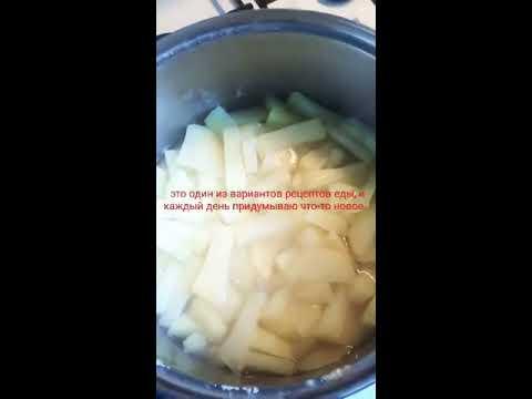 Картофель при панкреатите. Рецепт. Что я готовлю из еды мужу в больницу.