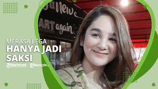 Hana Hanifah Merasa Lega Hanya Jadi Saksi Kasus Prostitusi Online