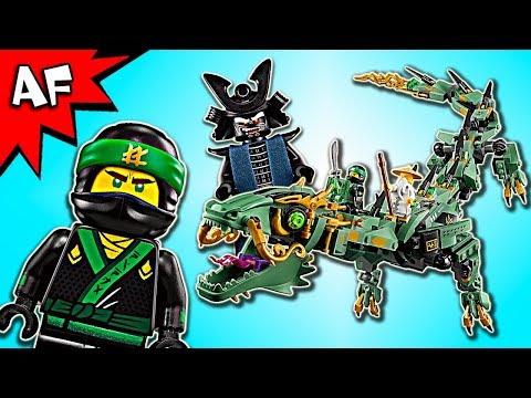 Vidéo LEGO Ninjago 70612 : Le dragon d'acier de Lloyd