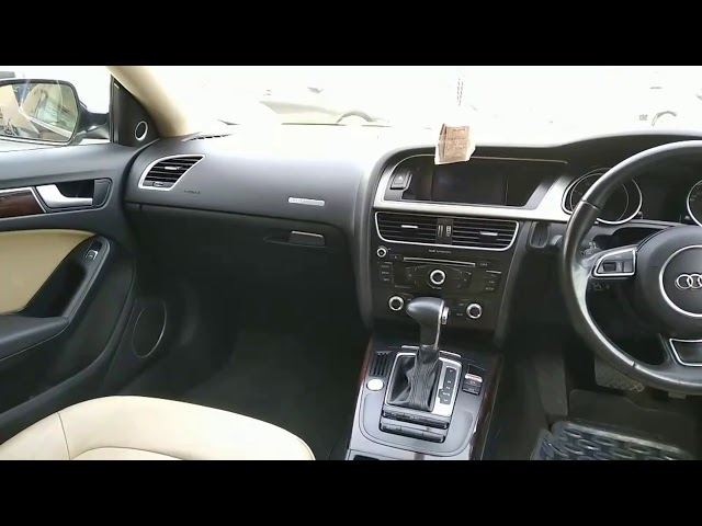 Audi A5 1.8 TFSI 2014 for Sale in Lahore