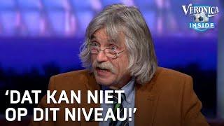 Johan vond Schuurs opnieuw de zwakste schakel: 'Dat kan niet op dit niveau!' | CHAMPIONS LEAGUE
