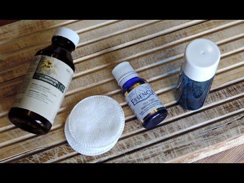 La vitamine et dans les masques pour la personne