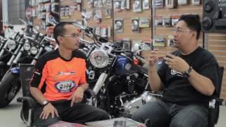Harley Davidson Iron 883 & Gaya Hidup HOG - Roda Pusing Motosikal