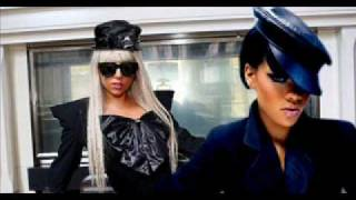 Rihanna ft Lady GaGa Silly Boy OFFICIAL VERSION HQ