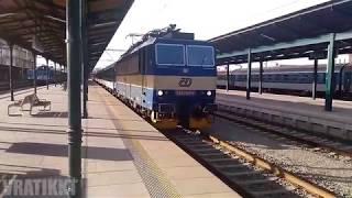Vlaky Plzeň hl.n. 13.12.2017