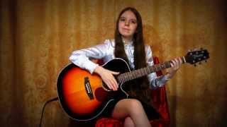 Популярные мелодии прошлых лет ( гитара )