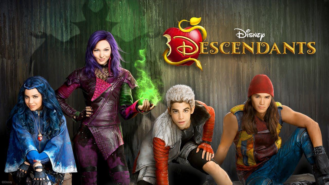 Trailer för Descendants