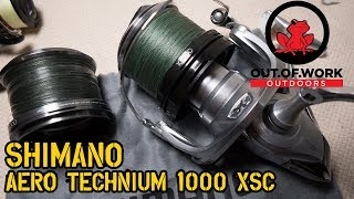Shimano aero technium 10000 xsc