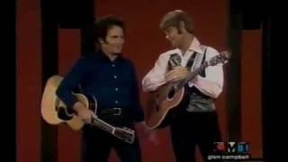 Merle Haggard doing impersonations (Marty, Hank Snow, Buck, Cash)