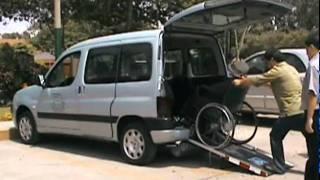 ACCESIBLE Transporte Adaptado para Personas con Movilidad Reducida.