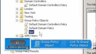 MCITP 70-640: Configuring Group Policy
