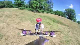 Insta360 Go 3PV and FPV freestyle at Stony Creek Metropark
