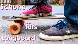 SCHUHE fürs Longboarden: Die wichtigste Verbindung zum Board - Darauf solltest du achten [Tutorial]