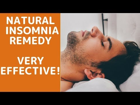 Ridiculously Easy Steps to Sleep Better at Night - Natural Insomnia Remedies