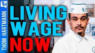 Average Americans Want Minimum Wage Raised