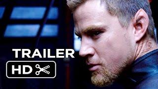 Jupiter Ascending Official Trailer #3 (2015) - Channing Tatum, MIla Kunis Movie HD