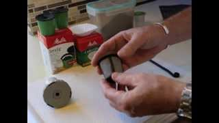 Keurig K-Cups * How to SAVE $ Money using your own coffee - Different filter methods reviewd