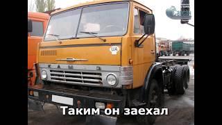 Восстановление (капиталка) КамАЗ 55102. Изготовление кузова. Сапсан-322