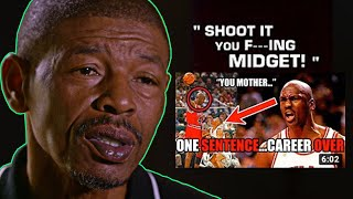 Muggsy Bogues Addressing The Rumours about Micheal Jordan - MulliganBrothers Interview