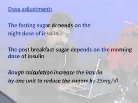 Ob es notwendig ist, Insulin, wenn Zucker 5 stechen