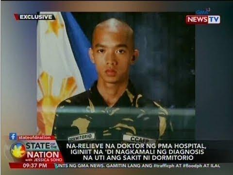 [GMA]  SONA: Na-relieve na doktor ng PMA hospital, iginiit na 'di nagkamali ng diagnosis na…
